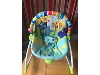 Bright stars baby to toddler chair