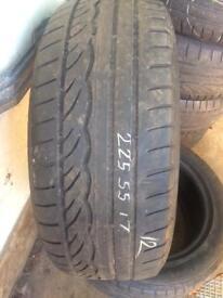 Dunlops 17 225 40 45 50