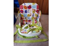 Mama and Pappas high chair