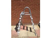 Intex Swimming Pool Ladder with removable steps