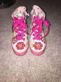 Designer girls shoes