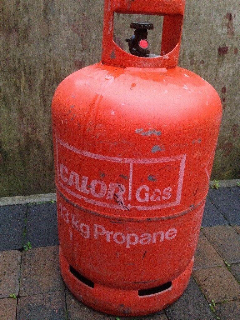 Propane 13 kg Gas Bottle