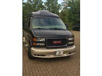 GMC Savana American Day/Camper Van 7 seater