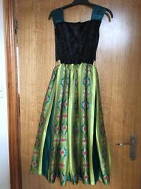 Disney Deluxe Frozen Anna Dress