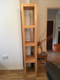 Book shelve/ display unit