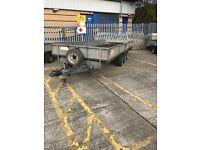 Hudson tri axle trailer 18ft