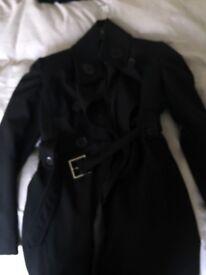 Karen Millen summer coat size 12
