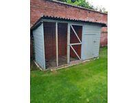 Dog kennel/Dog run/ chicken house