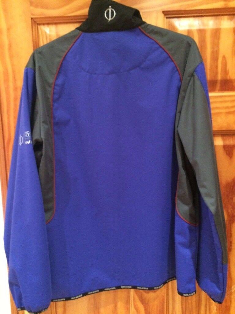Oscar Jacobson waterproof golf jacket