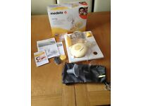 Medals Swing Breast Pump - hardly used