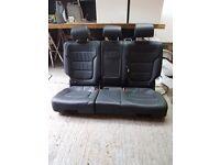 VW Toareg rear bench seat 2 plus 1 fit t4 or t5