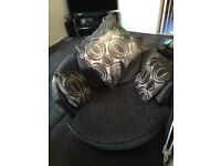 DFS Swivel Snuggle Chair avalible