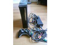 BLACK XBOX 360 60GB CONSOLE COMPLETE