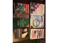 Politics books - American