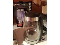 Russell Hobbs glass kettle
