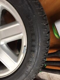 Range Rover alloy wheel