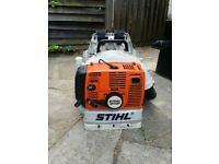 Stihl br420 petrol backpack blower