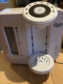Tommy Tippee perfect Prep machine - good condition
