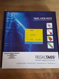 scaff tag kit