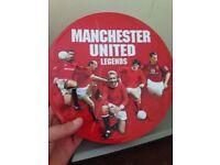 Man Utd legends DVD box set