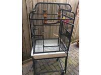 Cheap parrot cage excellent condition