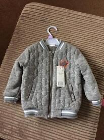 Boys coat/jacket 9-12 months