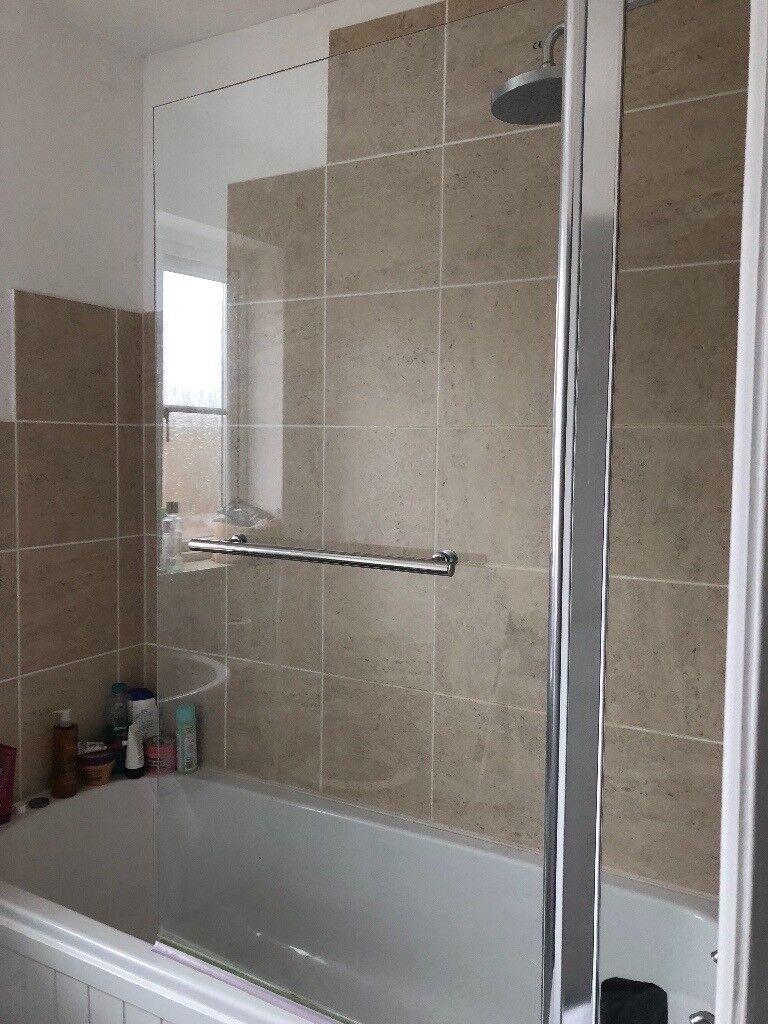 Brand New Large Bath Screen In Milton Keynes Buckinghamshire
