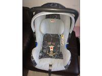 Britax car seat/baby carrier