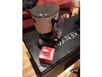 Lavazza Espresso machine + capsules