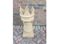 Victorian King Crown Chimney Pot