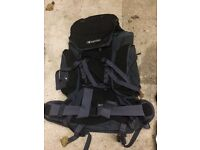 Karrimor Large Backpack in good used condition
