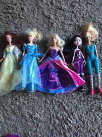 More dolls £3 each