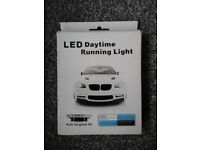 Daytime running lights. unused and boxed. 2 units in total.