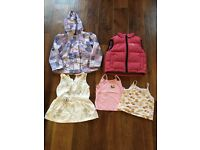Girls clothes bundle aged 2-3years
