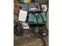 Two pond filter boxes good condition - hamworthy
