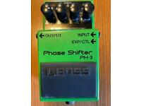 SOLD Boss PH-3 Phase Shifter boxed