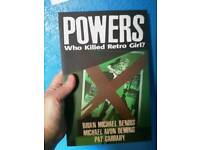 Two powers graphic novels im great condition