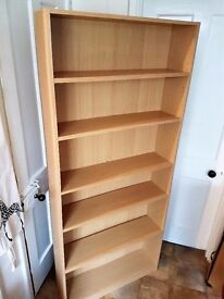 Selection of Bookcases and CD/DVD Racks