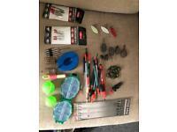 Full fishing setup