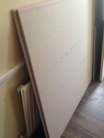 2x Fireboards 4ftx8ft Available £5 Each Collection Only