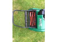 Qualcast 35s cylinder mower/lawnmower