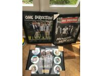 New Three Black frames One Direction picture frames