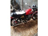 Moto guzzi v50 mk3 for sale