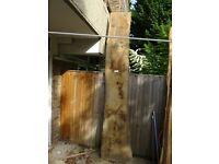 Waney Edge Kiln Dried Boards
