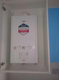 New Boiler Housing 600 x 900x 400mm (White)