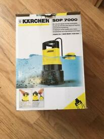Karcher sdp 400 water pump brand new in box
