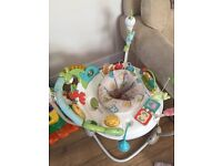 Jumperoo- great condition