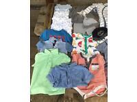 Boys Clothing Bundle age 6-9 months