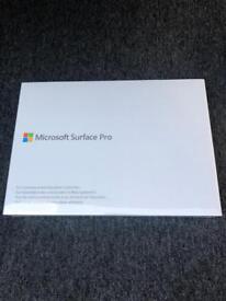 Microsoft Surface Pro 2018 i7 8gb RAM 256gb