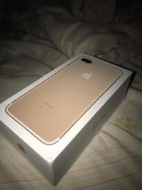 iPhone 7 plus 128gb £700
